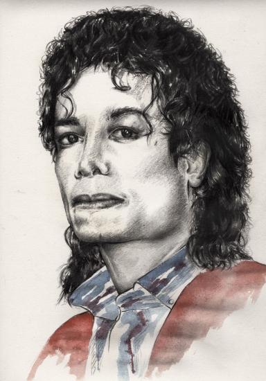 Michael Jackson por Juliaa_a